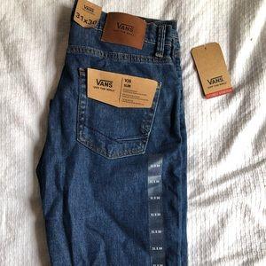 Vans V16 Slim Stonewash Jeans
